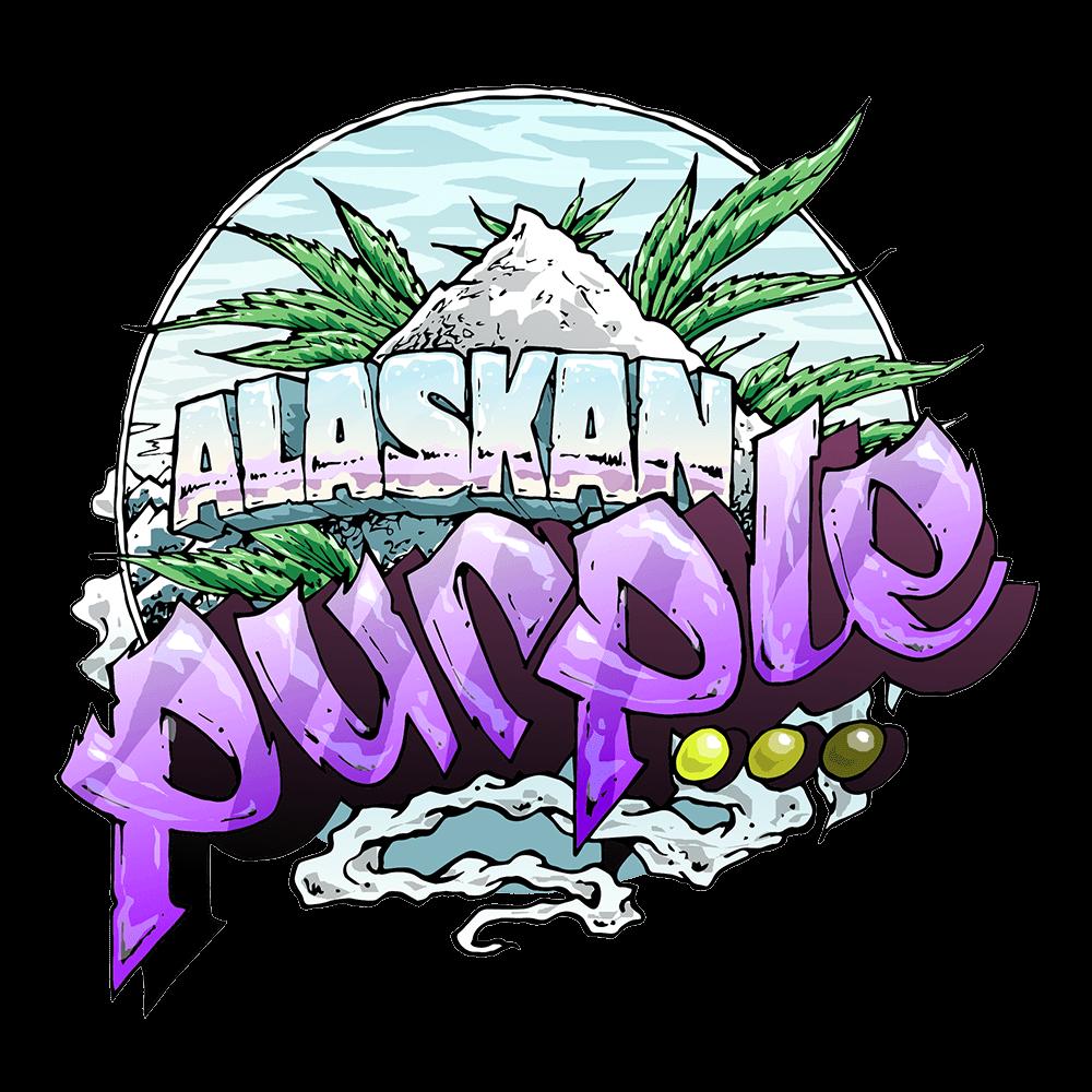 Alaskan Purple Auto Феминизированные семена-SMAN-ALPURP-AUTO-FEM-10