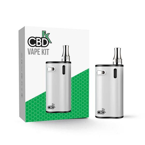 CBD + FX Vape Kit - White – Vape
