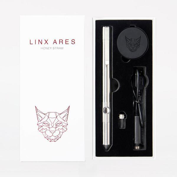LINX ARES Honey Straw - Steel – Vape